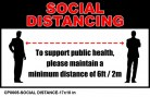 CP0005-SOCIAL DISTANCE-17x10 in